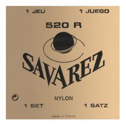 SAVAREZ 520R cordes pour guitare classique